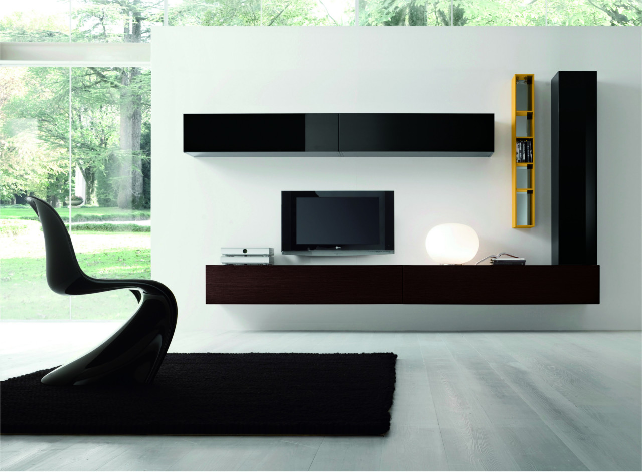 gallery soggiorni moderni outlet arreda arredamento. Black Bedroom Furniture Sets. Home Design Ideas