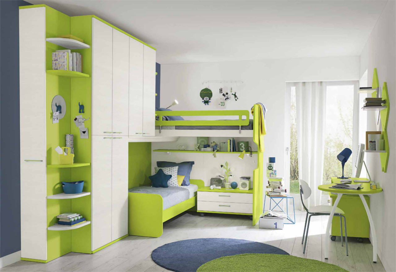 Gallery camerette outlet arreda arredamento for Idee camerette bambini