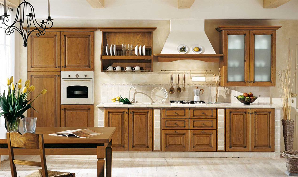 Galleria cucine classiche outlet arreda arredamento for Cucine in murature
