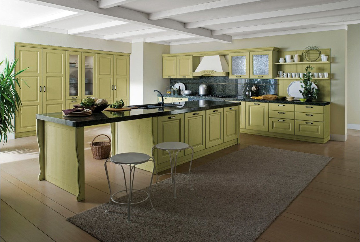 Cucine country componibili