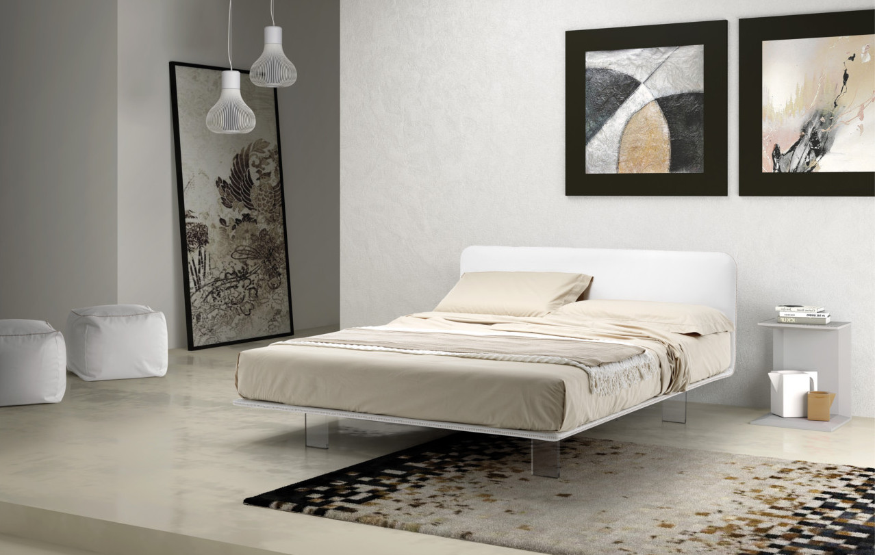 Gallery camere da letto outlet arreda arredamento for Camera letto design